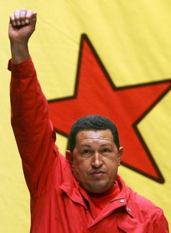 Chávez sigue siendo Chávez.